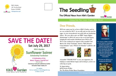 The Seedling Issue 1